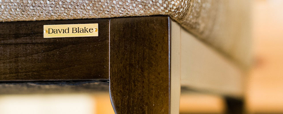 The Provision Of Exceptional Levels Quality In Production And Service Is Core Value David Blake Furniture